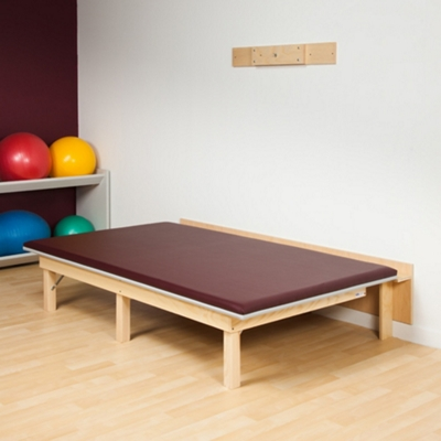 "Folding Physical Therapy Mat Platform - 84"" x 60"""