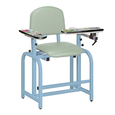 Themed Pediatric Phlebotomy Chair