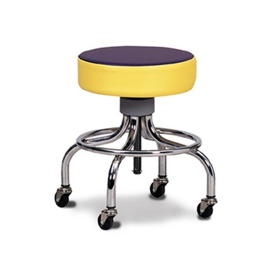 Pediatric Stool with Foot Ring