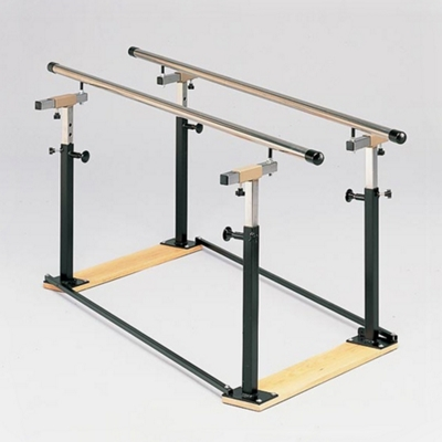 Physical Therapy Folding Parallel Bars - 10ft