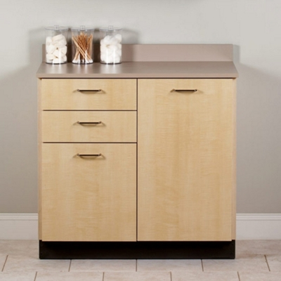 """Two Door Base Cabinet with Two Drawers - 36""""W"""