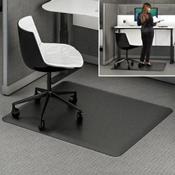 """45"""" x 56"""" Sit Stand Chairmat"""