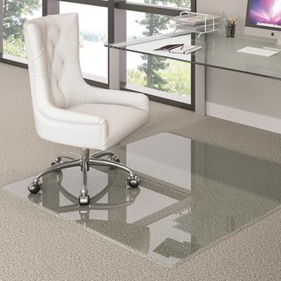 "48"" x 60"" Glass Chairmat"