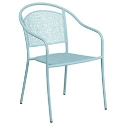 Stacking Steel Patio Chair