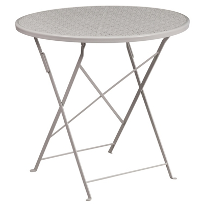 "Folding Patio Table - 30""W"