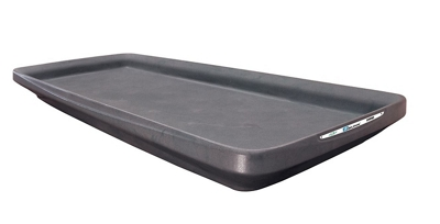 Behavioral Health Stackable Tray Bed