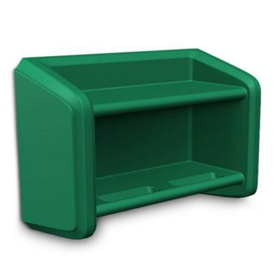 Durable Flame Retardant Polyethylene Wall Shelf