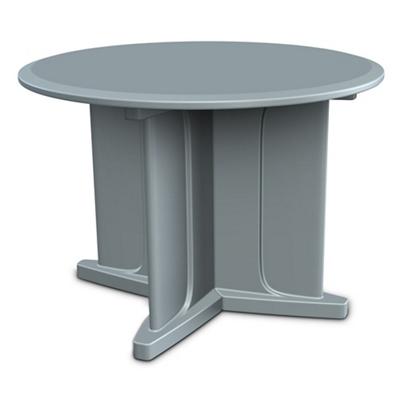"Behavioral Health Dining Table - 42""DIA"