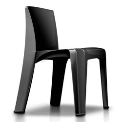 Extreme Duty Polypropylene Stack Chair