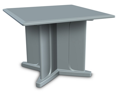 "Behavioral Health Dining Table - 42""W x 42""D"