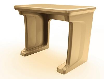 Behavioral Health Standing-Height Desk