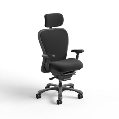 CXO High-Back Mesh Chair with Headrest