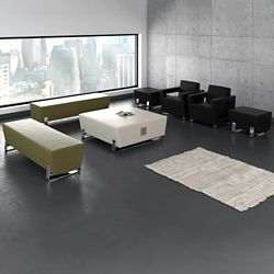 Seven Piece Lobby Set