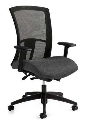 High Back Synchro-Tilter Mesh Back Task Chair