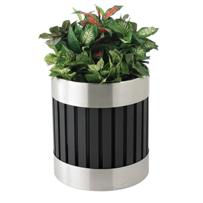 Recycled Steel Planter
