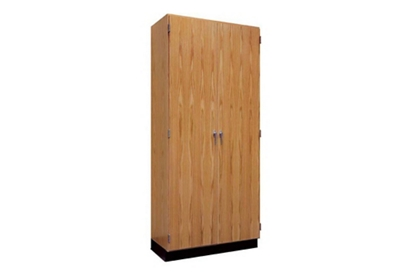 "Lockable Two Door Laboratory Storage Cabinet - 36""W"