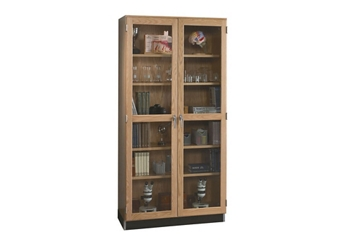 Laboratory Glass Door Storage Cabinet W And More - Lab storage cabinets