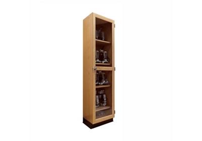 "Laboratory Microscope Storage Cabinet - 24""W"