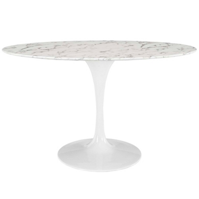 """54"""" Oval-Shaped Artificial Mar"""