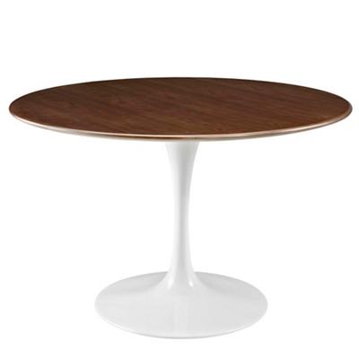 "47"" Walnut Dining Table"