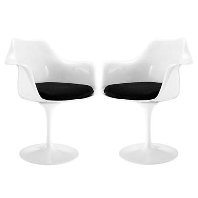 Modern Armchair Set of 2