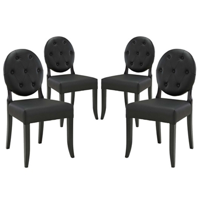 Dining Side Chair Set of 4