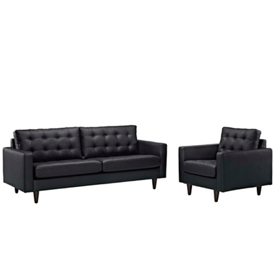 Sofa and Armchair Set of 2