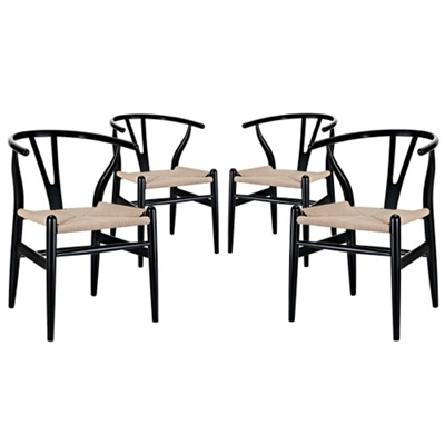 Dining Armchair Set of 4