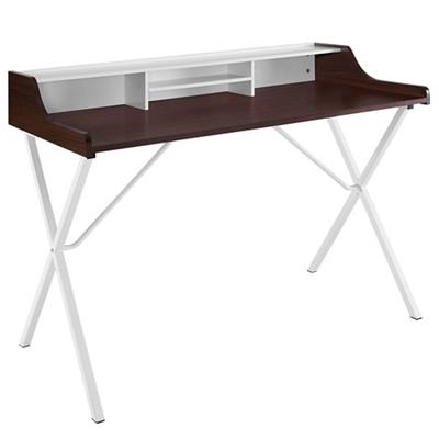 """Bin Compact Cubby Desk - 47""""W"""