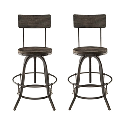 Bar Stool Set of 2