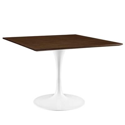 "40"" Walnut Dining Table"