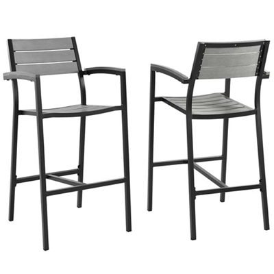 Bar Stool Outdoor Patio Set of