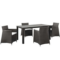 5 PC Outdoor Patio Dining Set