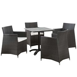 5 PC Outdoor Patio Dining Set