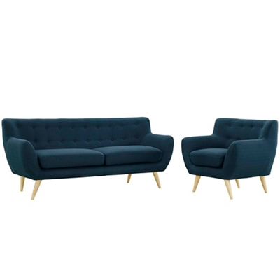 2 PC Sofa and Chair Set