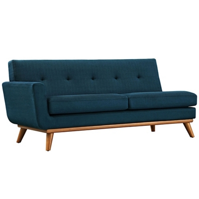 Left-Arm Loveseat