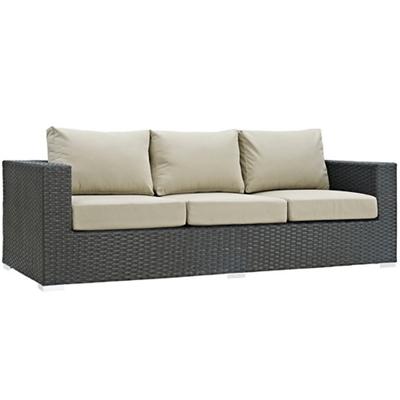 Outdoor Patio Sunbrella® Sofa