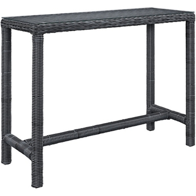 Large Outdoor Patio Bar Table