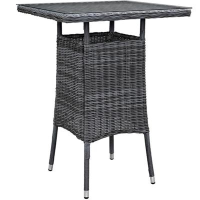 Small Outdoor Patio Bar Table