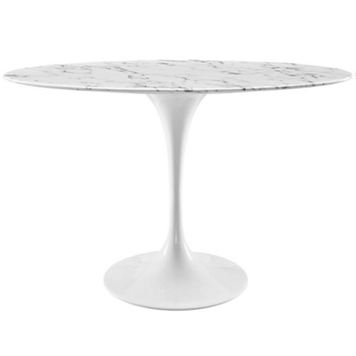 """48"""" Oval-Shaped Artificial Mar"""