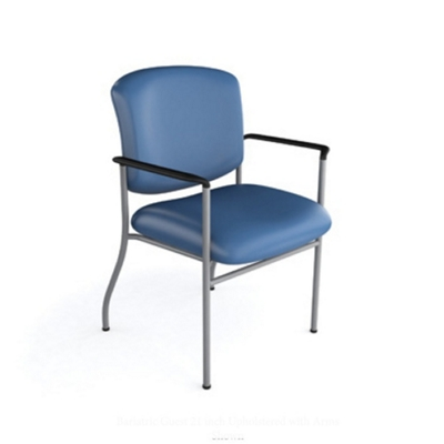 Bariatric Polyurethane Guest Chair with 350 lb Weight Capacity