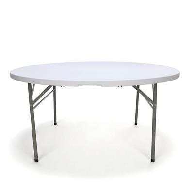 "Round Center Folding Table - 60""DIA"