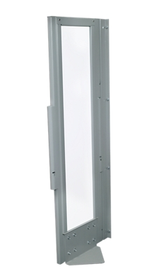 "16""W x 53.75""H Ballistic Whiteboard Panel Extension"