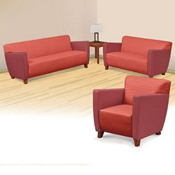 Edge Fabric or Fabric/Polyurethane Reception Grouping