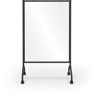"""Mobile Clear Divider - 42""""W x 72""""H"""