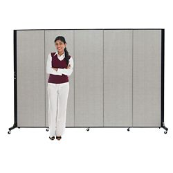 "Portable Room Divider - 9'5""W x 6'5""H"