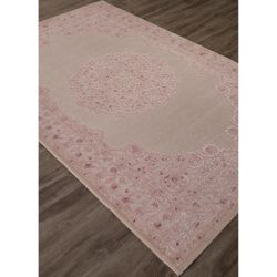 Pastel Traditional Area Rug - 5'W x 7.5'D