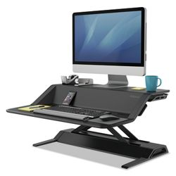 "Sit Stand Workstation, 40.75""W"