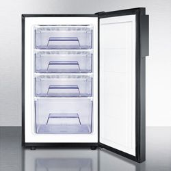 Counter Height Freezer - 2.8 Cubic Ft