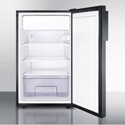 Counter Height Refrigerator Freezer Combo - 4.1 Cubic Ft